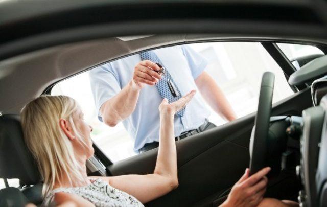 bying a car